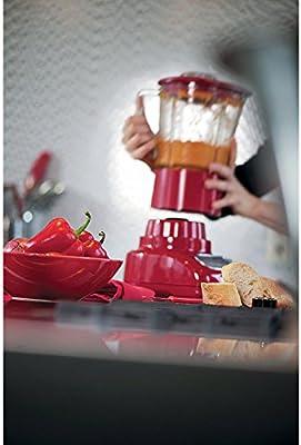 KitchenAid Artisan - Batidora de vaso rojo: Amazon.es: Hogar