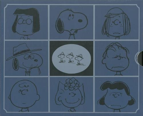 The Complete Peanuts 1991-1994 Box Set (The Complete (1991 Peanut)