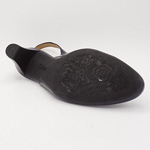 Gabor - Zapatos de vestir de Material Sintético para mujer azul azul