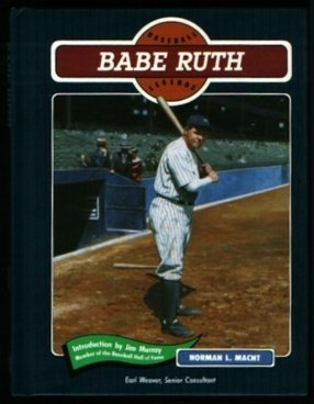 babe ruth how to play baseball book