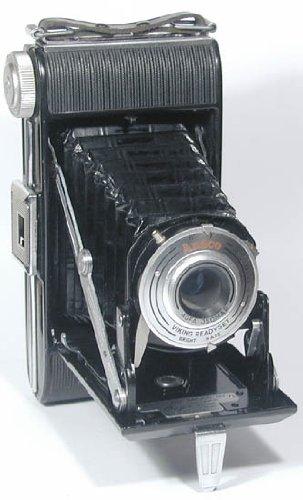 Agfa/Ansco Viking Readyset Folding Camera
