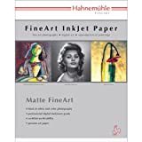 Hahnemuhle 13 x 19'' Matte FineArt Photo Rag Duo Paper (25 Sheets)