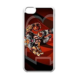 Best Diy iPhone 5c White cell phone case cover Cincinnati Bengals YgyEnYGxahc NFL Plastic cell phone case covers Fashion