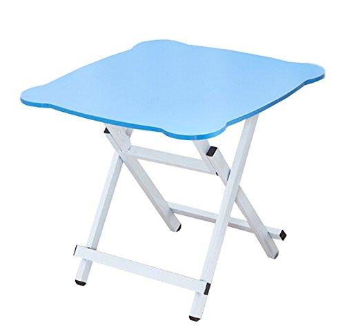 折りたたみテーブル/家のシンプルな小さなアパートポータブル失速テーブル食事/バルコニーの折り畳みテーブル/50/75センチメートル高い (色 : D, サイズ さいず : 60*60*75cm) B07DZPX7DV 60*60*75cm|D D 60*60*75cm