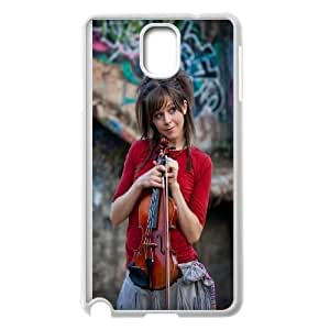 Samsung Galaxy Note 3 Cell Phone Case White_Lindsey Stirling FY1403322