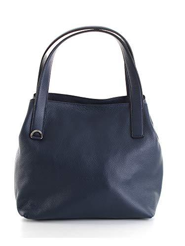 Coccinelle Mila Handtasche dunkelblau