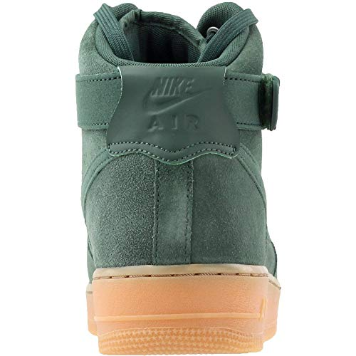 Green Da Lv8 Ginnastica vintage Nike Force Suede Green High Verde Scarpe Air '07 1 vintage Uomo 88qXxZr6z