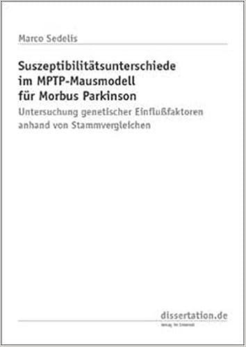 dissertation morbus parkinson