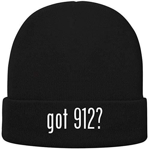 (One Legging it Around got 912? - Soft Adult Beanie Cap, Black)