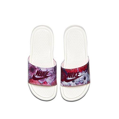 9ce5b1492fa7 Nike Women s Benassi JDI Ultra Premium (6)  Amazon.in  Shoes   Handbags