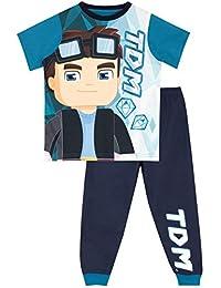 Tube Heroes Boys Dan TDM Pajamas