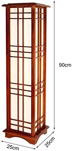 Moderna simple de Piso de Protección de ojos lámparas de ahorro de energía de la lámpara de madera estándar decorativo Lámpara de mesa for el dormitorio del restaurante Sala de estar Sala