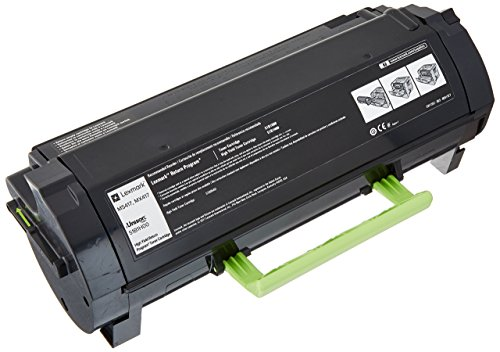 Lexmark 51B1H00 MS417dn MX417de MS517dn MX517de MS617dn MX617de High Yield Return Program Cartridge ()