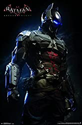 "Trends International Arkham Knight Armor Wall Poster 22.375"" X 34"""