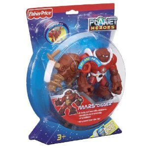 Fisher price planet heroes toys opinion you