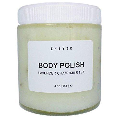 Body Scrub - Lavender Chamomile - 4 oz