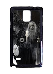 Engood Design The Lord of the Rings Case Durable Unique Design Hard Back Case Cover For Samsung Galaxy Note 4 New