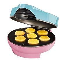 Nostalgia Electrics CKM-100 Electric Cupcake Maker