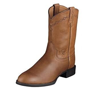 ecc8d0bed584f Ariat Men's Heritage Roper Western Boot (B003ITZR6W)   Amazon price ...