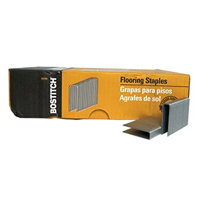 BOSTITCH BCS1516-1M 15-1/2-Gauge 2-Inch Hardwood Flooring Staples