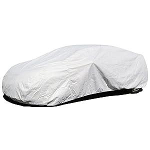 Amazon.com: Budge Premier Tyvek Car Cover Fits Sedans up to 200 ...
