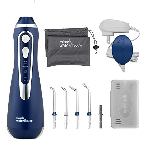 Waterpik Cordless Advanced Water Flosser, Classic Blue by Waterpik (Image #2)