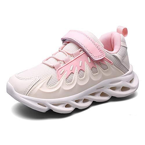 Decai Ligeras Zapatillas Deportivas Unisex Niños Zapatillas de Correr Niño Zapatos Deportivo Transpirable Niña Zapatos…
