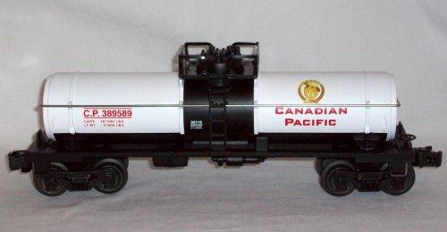 Lionel 6-36110 Canadian Pacific Tank Car uncatalogued CP RR Boxed NOS O gauge 3 rail ()