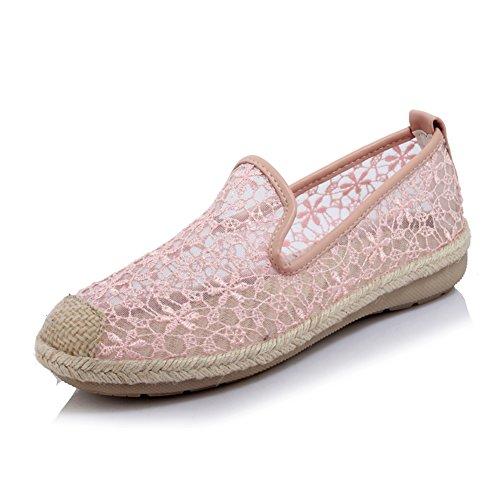 Verano flat-bottom zapatos/malla transpirable sandalias/zapatos de bordado/escoge los zapatos/Zapatos de las mujeres embarazadas B