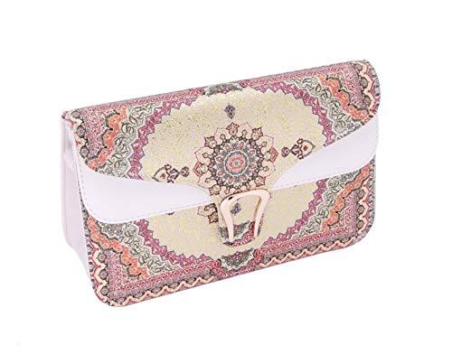 Blanc femme Hasham Taille unique Pochette Sons 1003 pour blanc amp; Ltd 1 4qA08Uw4