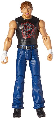 wwe action figure dean - 4