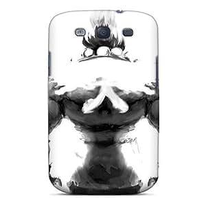 Akuma Back / For SamSung Galaxy S4 Case Cover