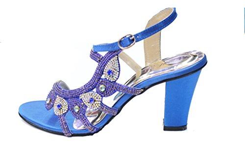 36 multicolore Sandales pour UK Bleu amp; femme 42 Walk multicolore Wear q8wC1FB8