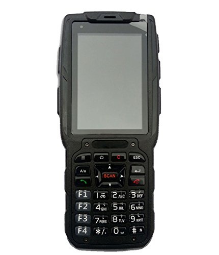 Rugged Extreme Handheld Mobile Computers, With 1D Barcode Scanner, Portable Data Collection Terminal, PDA with WiFi, Bluetooth, 3G Network,Rear-Facing 5.0M Camera from HIDON