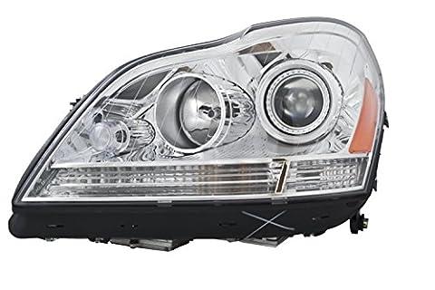 HELLA 263400351 Bi-Xenon Left Headlamp with Cornering Light and Ballast - Hella Xenon Headlights
