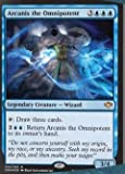 Magic: the Gathering - Arcanis the Omnipotent (042/082) - Duel Decks: Speed vs Cunning - Foil