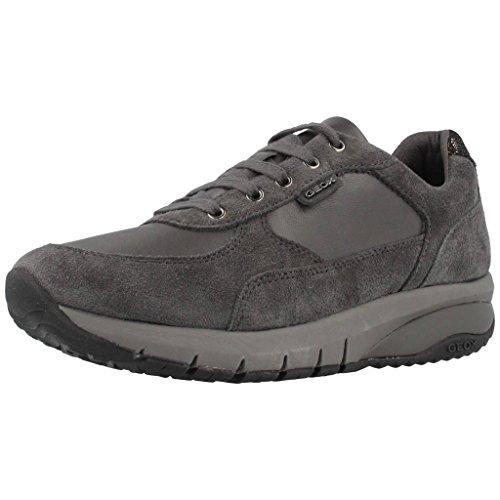 Calzado deportivo para mujer, color gris , marca GEOX, modelo Calzado Deportivo Para Mujer GEOX D HAYDEN E.W.A Gris