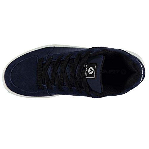 zapatillas deporte zapatillas deporte skate de Airwalk de hombre para azul de marino zapatos Brock 8pqqwHO