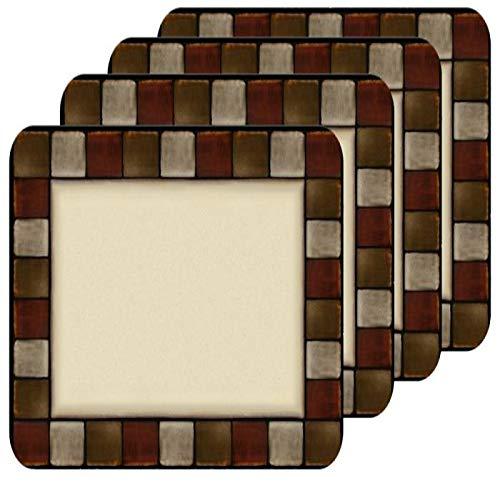 Dinnerware Placemats (Pfaltzgraff Taos Reversible Placemat (Reversible Placemats, Set of 4))