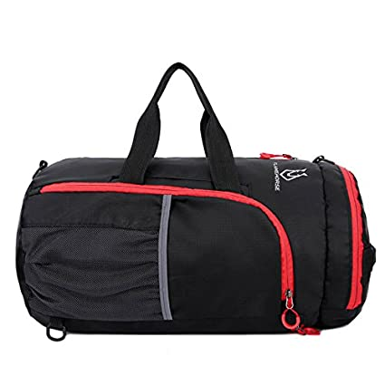 Image Unavailable. Image not available for. Color  Keebgyy Large Vacation Travel  Duffle Bag ... d1efe5e389cc6