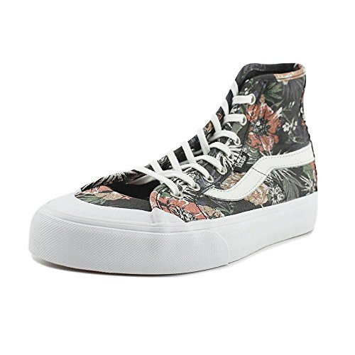 Vans Damen Black Ball Hallo SF High-Top Leinwand Skateboard Schuh Staubige Rose / True White