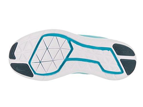 Nike Ungar Flex 2017 (gs) Löparskor Legion Blå / Svart
