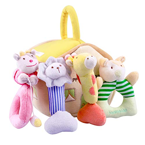 iPlay, iLearn 4 Plush Baby...