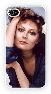 Susan Sarandon B Iconic Female Moviestars, iPhone 6 PLUS & 6S PLUS glossy cell phone case / skin