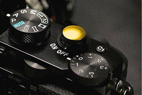 X100F /& X100T /& X100s Lensmate Bird Soft Release Button X-E2s X-T20 /& X-T10 X-E2 X-Pro2 fits Any Standard Threaded Release Red X-T2 fits Fujifilm X-T3 X-E3