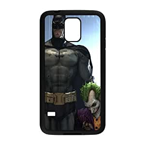 Batman Arkham Asylum Samsung Galaxy S5 Cell Phone Case Black 53Go-209072