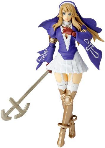 queen blade revoltech - 8