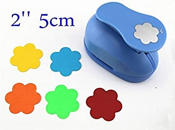 Amazon Somnr Flower Punches 2 Craft Punch Paper Cutter