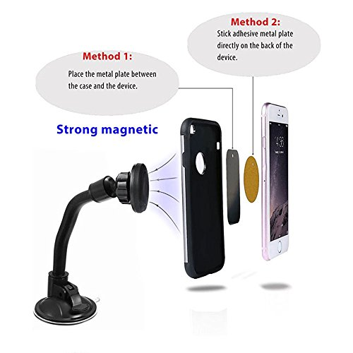Magnetic car mobile holder india 8