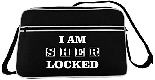 Bag Available Colours I Black Sherlock In 4 Holmes Shoulder Locked Am Sher FYqR4